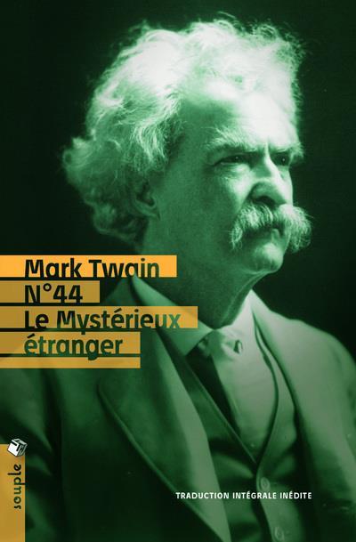 N 44 LE MYSTERIEUX ETRANGER