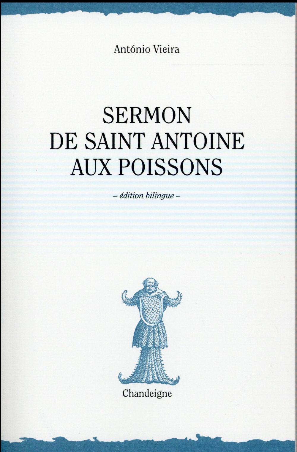 SERMON DE SAINT ANTOINE AUX POISSONS