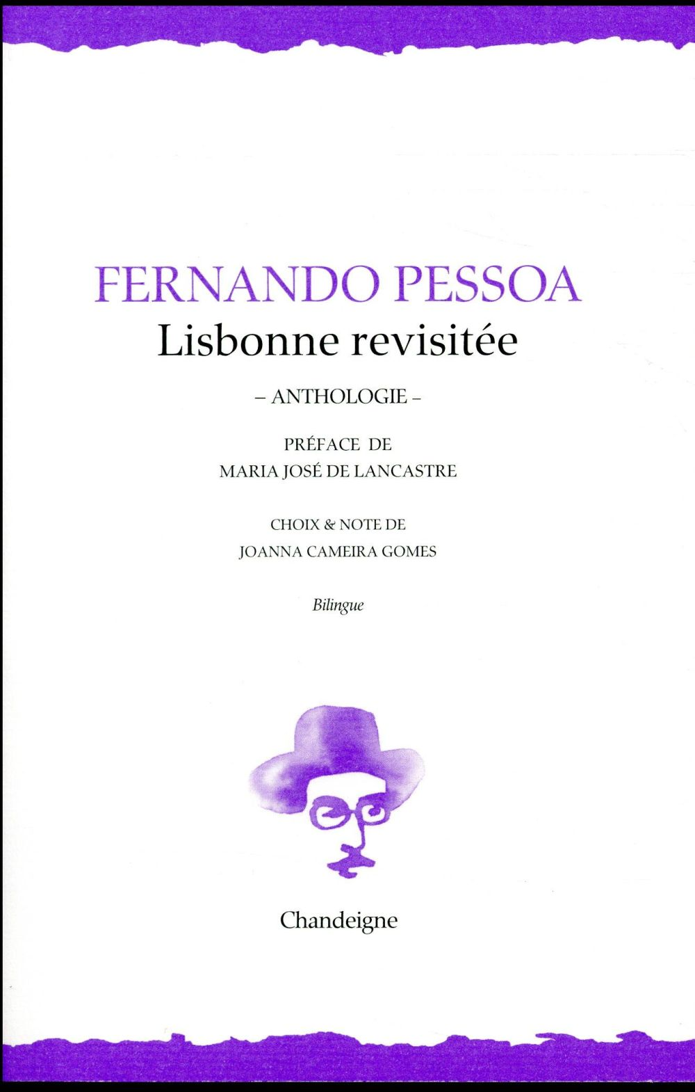 LISBONNE REVISITEE  -  ANTHOLOGIE