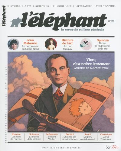 L'ELEPHANT - NUMERO 26 - VOLUME 26  Lgdj