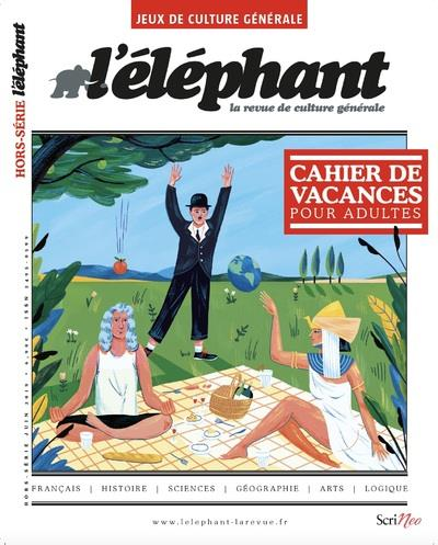 L-ELEPHANT HORS-SERIE JEUX - N COLLECTIF SCRINEO