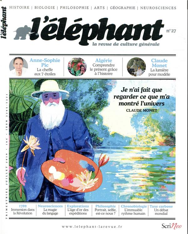 L-ELEPHANT - LA REVUE NUMERO 2 COLLECTIF SCRINEO
