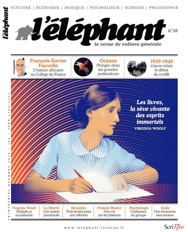 L'ELEPHANT - NUMERO 28 COLLECTIF Lgdj