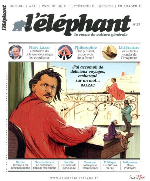 L'ELEPHANT N.32 COLLECTIF NC