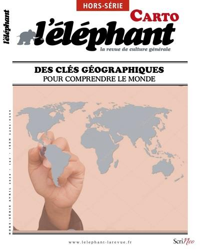 L'ELEPHANT HORS-SERIE  -  CARTO COLLECTIF NC