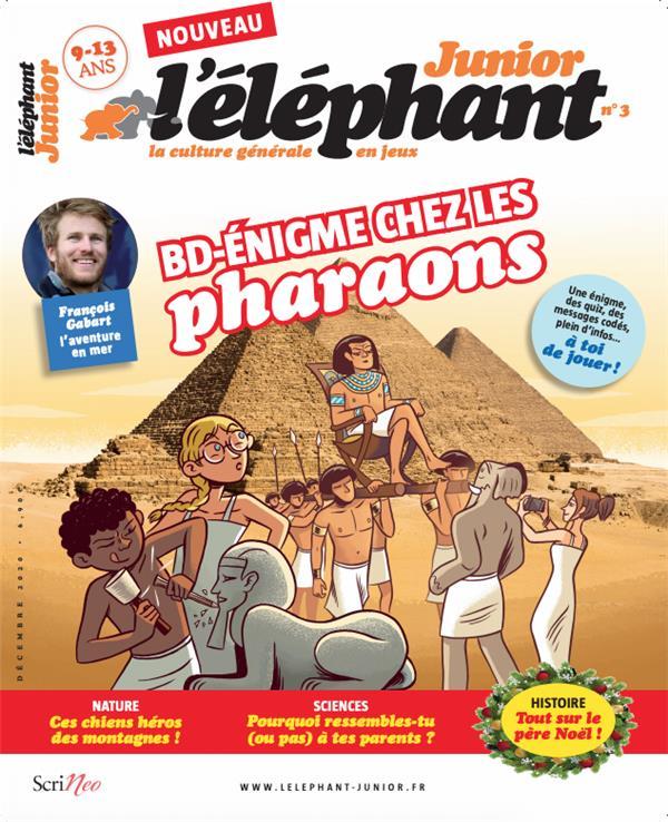 L'ELEPHANT JUNIOR N.3