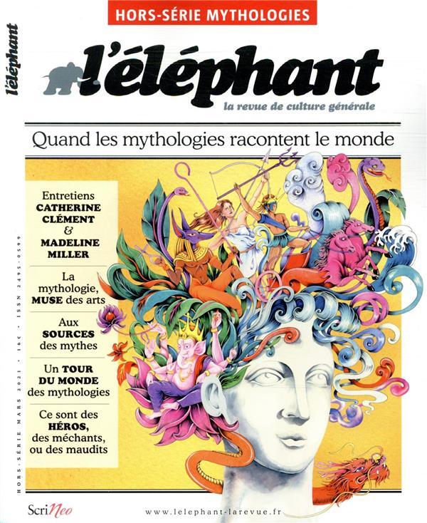 L'ELEPHANT HORS-SERIE  -  MYTHOLOGIE COLLECTIF NC
