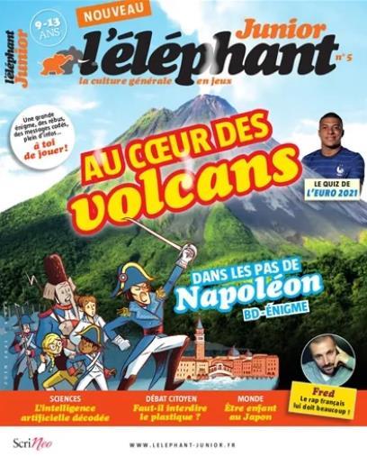 L'ELEPHANT JUNIOR N.5 COLLECTIF NC