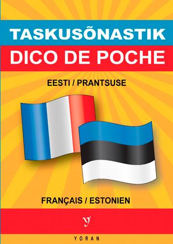 DICO DE POCHE BILINGUE ESTONIENFRANCAIS - FRANCAISESTONIEN