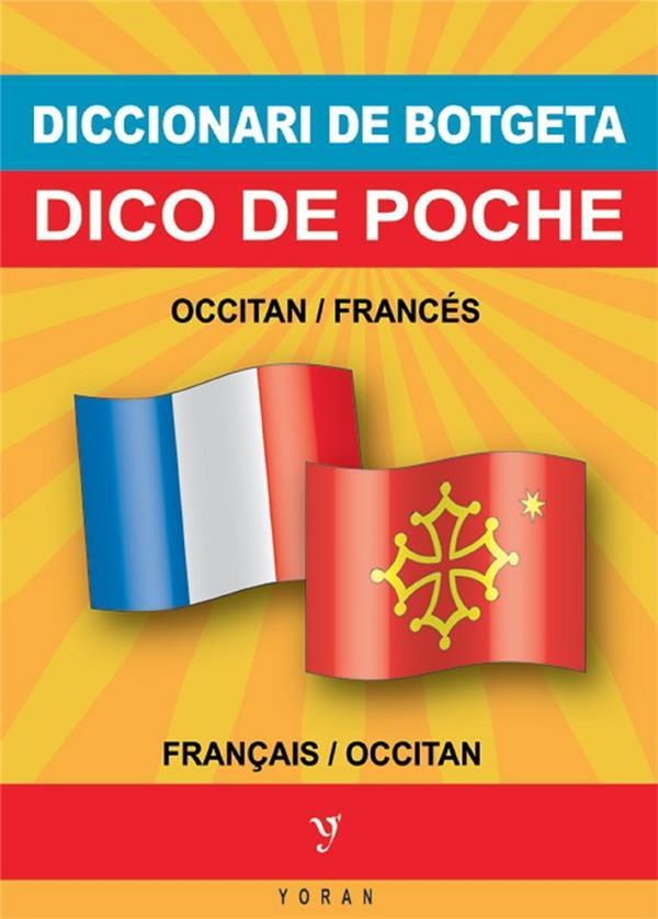 OCCITANFRANCAIS  -  DICO DE POCHE