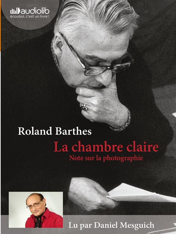 LA CHAMBRE CLAIRE - LIVRE AUDIO 1CD MP3 - S UIVI D-UN ENTRETIEN AVEC BENOIT PEETERS
