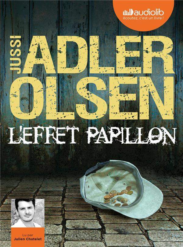 Adler-Olsen Jussi - L'EFFET PAPILLON  LA CINQUIEME ENQUETE DU DEPARTEMENT V
