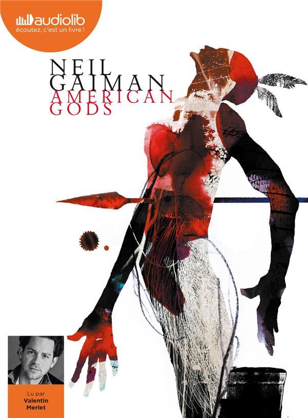 AMERICAN GODS - LIVRE AUDIO 2 GAIMAN NEIL AUDIOLIB