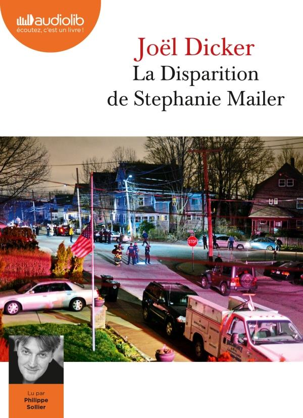 LA DISPARITION DE STEPHANIE MAILER - LIVRE AUDIO 2 CD MP3 DICKER JOEL AUDIOLIB