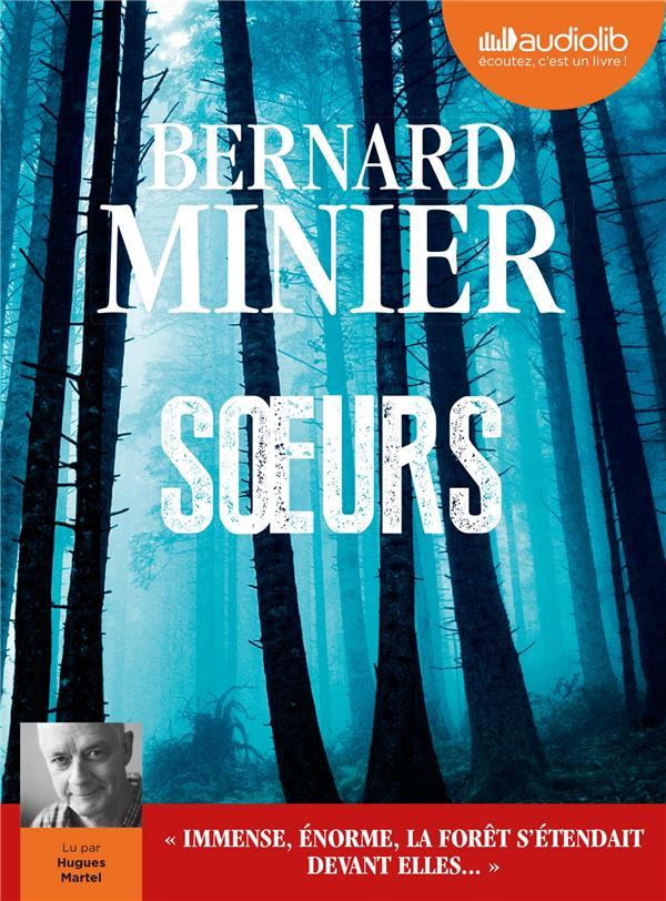 SOEURS - LIVRE AUDIO 2 CD MP3 MINIER BERNARD AUDIOLIB