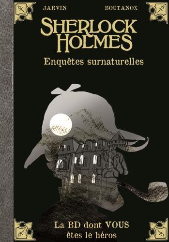 SHERLOCK HOLMES T.8  -  ENQUETES SURNATURELLES