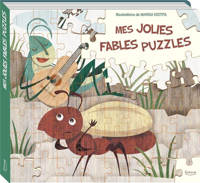 MES JOLIES FABLES PUZZLES