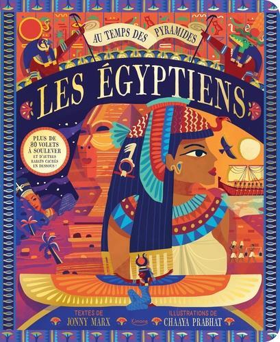 LES EGYPTIENS  -  PLUS DE 80 VOLETS A SOULEVER ET D'AUTRES RABATS CACHES EN DESSOUS ! JONNY MARX/CHAAYA PR KIMANE