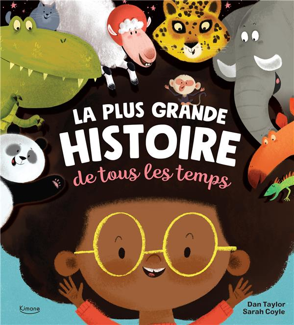 LA PLUS GRANDE HISTOIRE DE TOUS LES TEMPS -