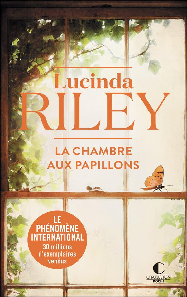 LA CHAMBRE AUX PAPILLONS RILEY LUCINDA CHARLESTON