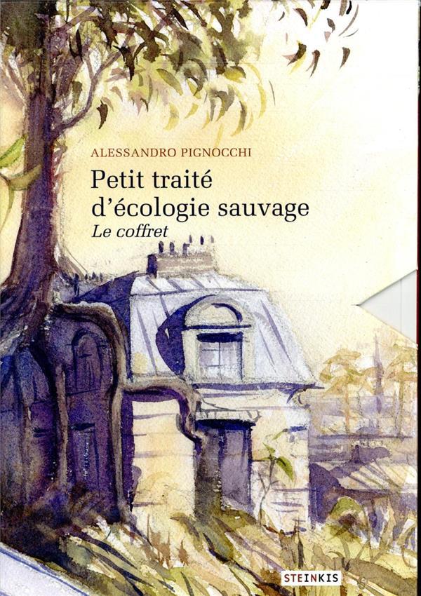 PETIT TRAITE D'ECOLOGIE SAUVAGE     COFFRET T.1 ET T.2