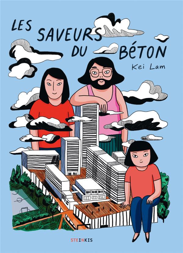 LES SAVEURS DU BETON LAM KEI STEINKIS