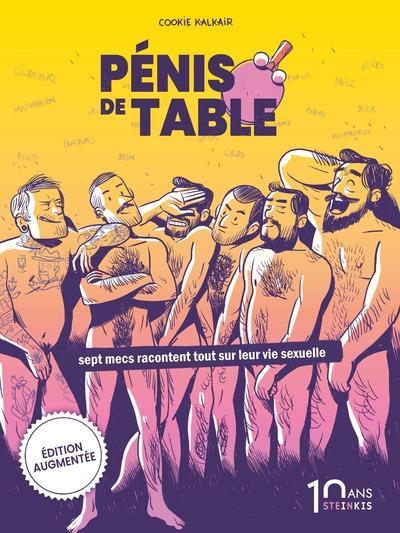 PENIS DE TABLE KALKAIR/CAZELAIS STEINKIS