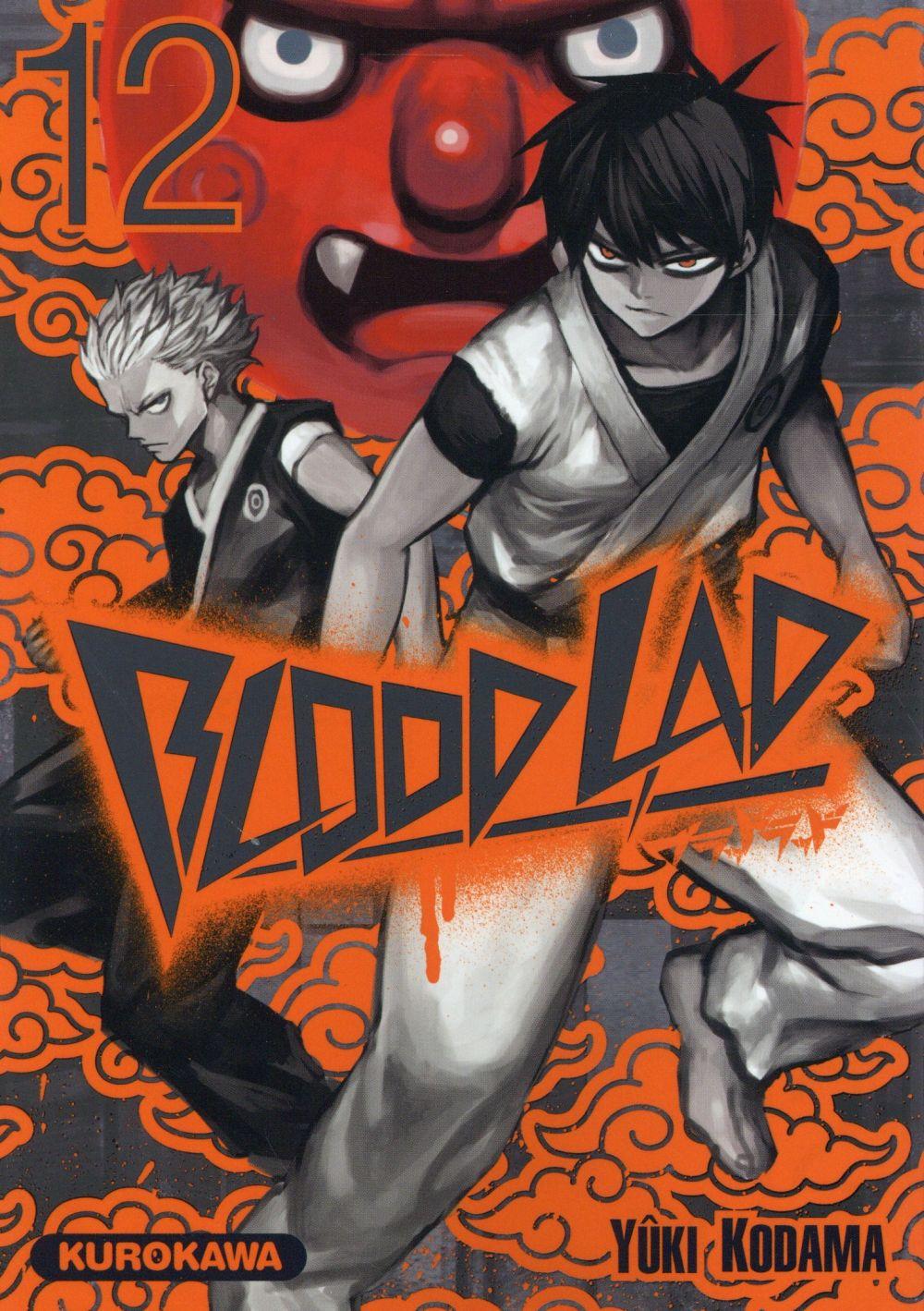 BLOOD LAD - TOME 12 - VOL12 KODAMA YUKI Kurokawa