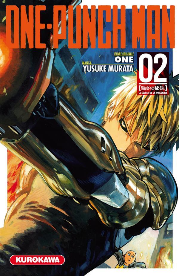 ONE-PUNCH MAN - TOME 2 - VOLUM MURATA YUSUKE KUROKAWA