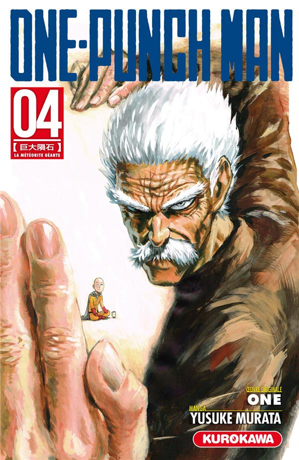 ONE-PUNCH MAN - TOME 4 Murata Yusuke Kurokawa