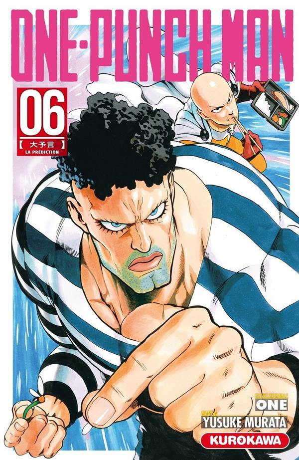 ONE-PUNCH MAN - TOME 6 MURATA YUSUKE KUROKAWA