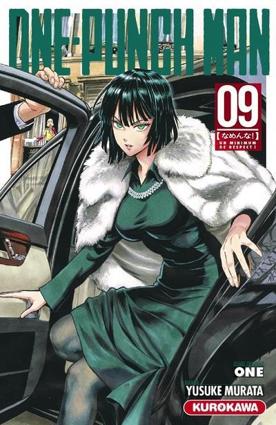 ONE-PUNCH MAN T.9  -  UN MINIMUM DE RESPECT MURATA/ONE KUROKAWA