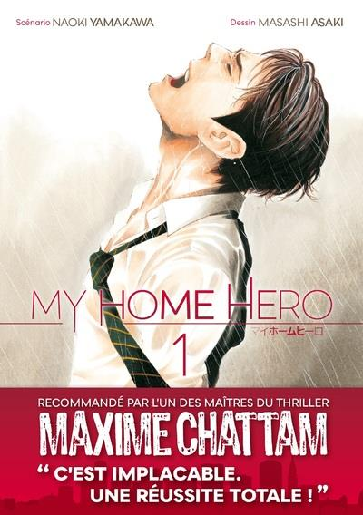 MY HOME HERO - TOME 1 - VOLUME 01