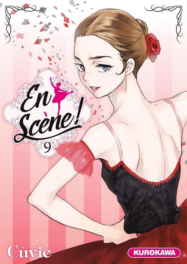 EN SCENE ! - TOME 9 - VOL9 CUVIE KUROKAWA