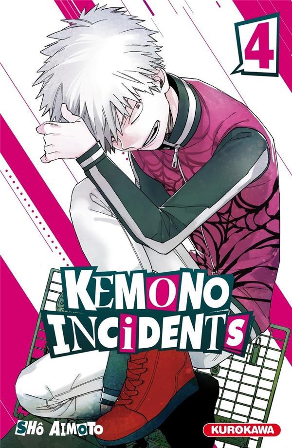 KEMONO INCIDENTS - TOME 4 - VOL04 AIMOTO, SHO KUROKAWA