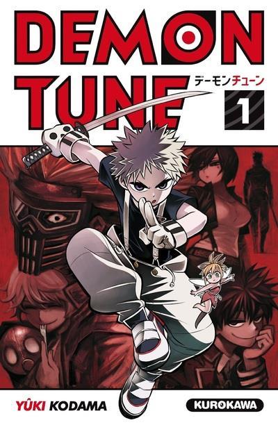 DEMON TUNE - TOME 1 - VOL01