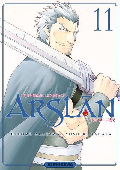 les chroniques d'Arslan T.11 ARAKAWA/TANAKA KUROKAWA