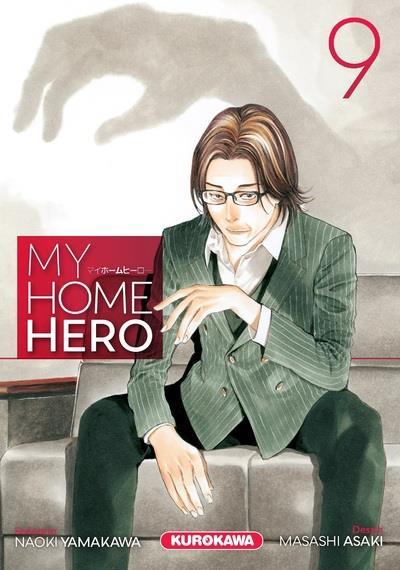 MY HOME HERO T.9 YAMAKAWA/ASAKI KUROKAWA