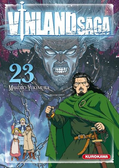 VINLAND SAGA T.23 YUKIMURA MAKOTO KUROKAWA