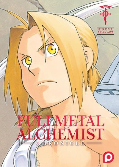 FULLMETAL ALCHEMIST  -  CHRONICLE