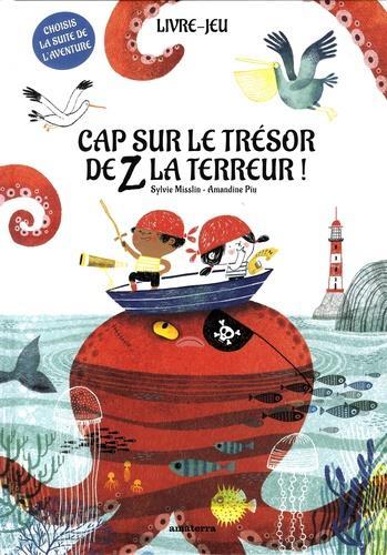 CAP SUR LE TRESOR DE Z LA TERREUR