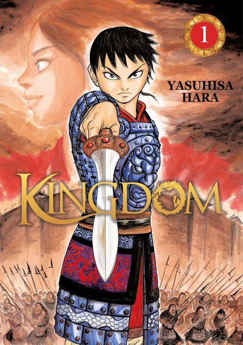 KINGDOM T.1 YASUHISA HARA DG-EXODIF