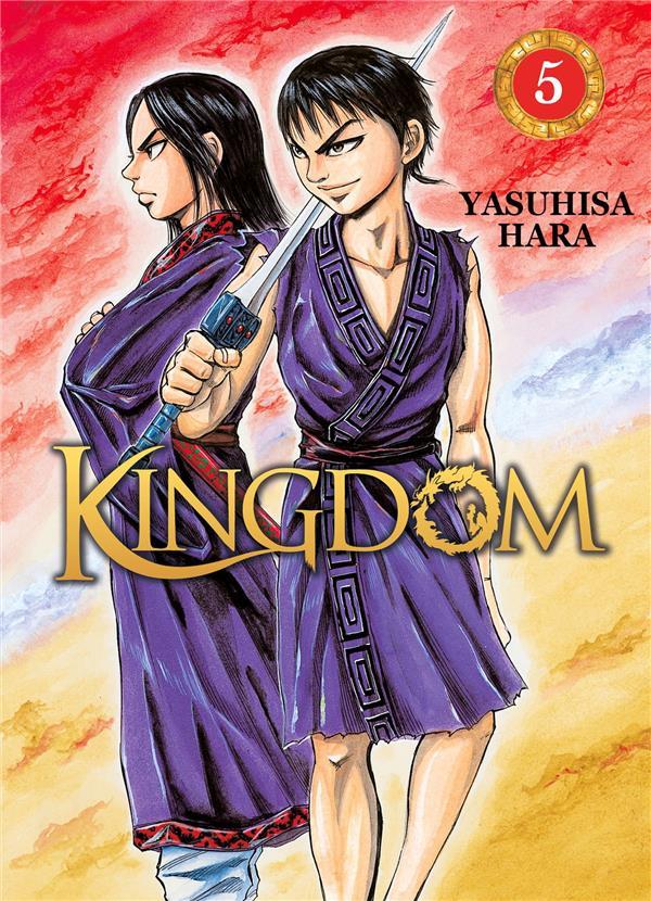 KINGDOM T.5 HARA, YASUHISA DG-EXODIF