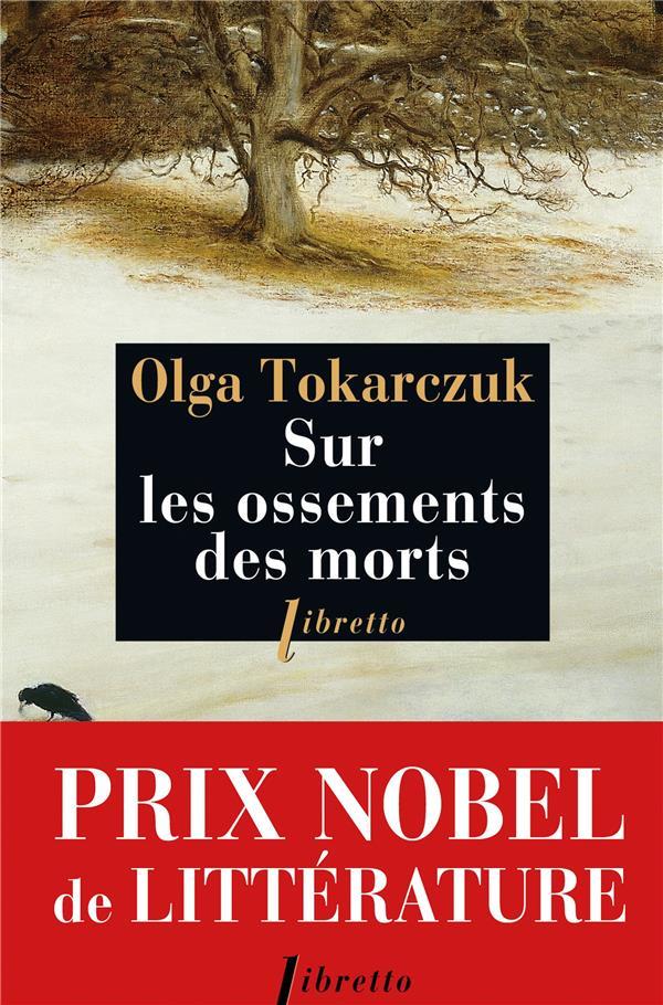 SUR LES OSSEMENTS DES MORTS TOKARCZUK OLGA Libretto