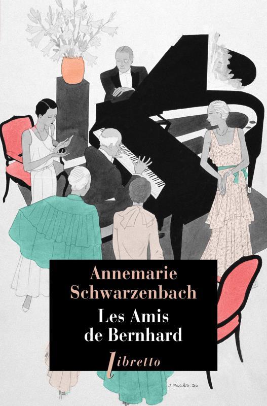 LES AMIS DE BERNHARD