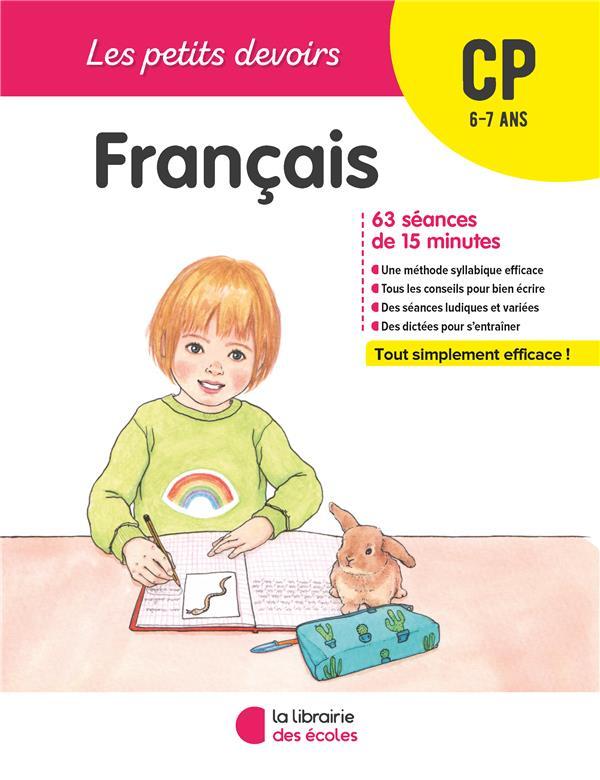 PETITS DEVOIRS FRANCAIS CP 2019