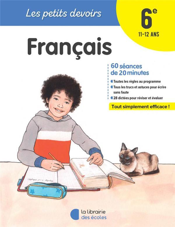 FRANCAIS 6E COLLECTIF ECOLES PARIS