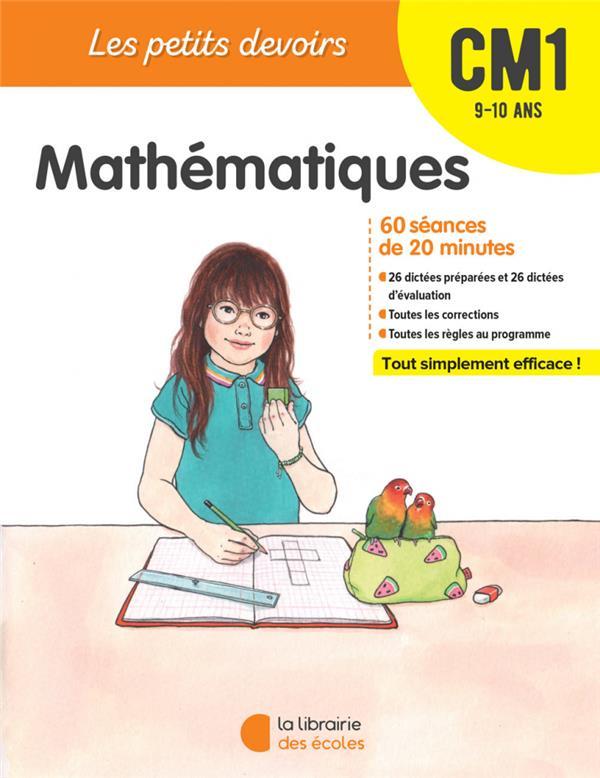 MATHEMATIQUES CM1 COLLECTIF ECOLES PARIS