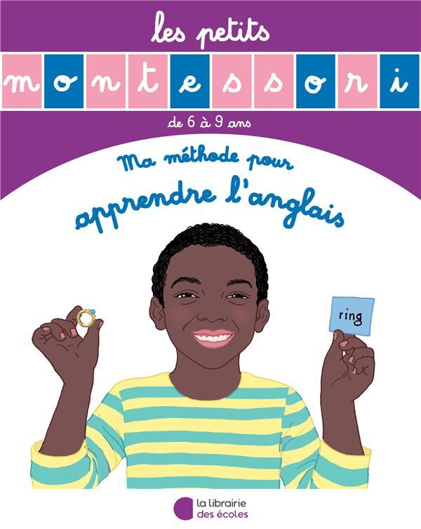 MA METHODE POUR APPRENDRE L'ANGLAIS DE 3 A 6 ANS