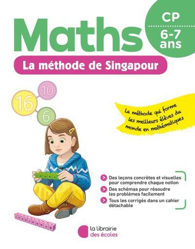 METHODE DE SINGAPOUR  -  MATHS  -  CP (EDITION 2020) KRITTER CHANTAL ECOLES PARIS